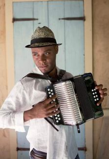 Cedric Watson to share Cajun, Creole and Zydeco (Louisiana French) roots.