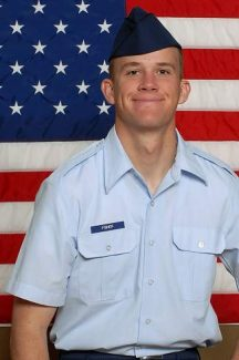 Air Force Airman Shane A. Fisher