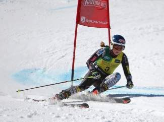 Recent Olympic gold medalist Mikaela Shiffrin competes in the 2013 U.S. Alpine Championships at Squaw Valley. This year's event is set to return to Squaw from March 19-23.