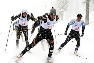 The 2015 Junior Nationals includes exciting head-to-head elimination racing on a 1.5-kilometer course at Auburn Ski Club.