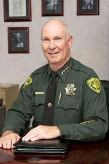 In 2000, Dennis Balaam became the 23rd sheriff of Washoe County, and the first in 64 years to come up through the ranks to assume command of the agency.