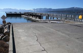 The 51-year-old Lake Forest boat ramp located off Highway 28 on Lake Forest Road near Tahoe City will soon be replaced. From Sept. 7 through December, the ramp will be closed to the public.