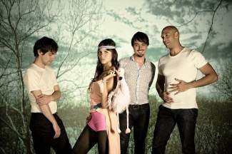 Bomba Estereo / Provided to Lake Tahoe Action