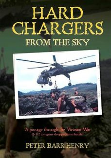 """Hard Chargers from the Sky"" captures the war in Vietnam."