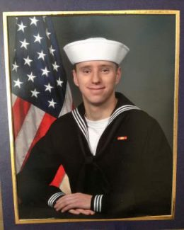 Petty Officer 3rd Class Brian Andrew Collins, of Truckee, was 25 at the time of his death.