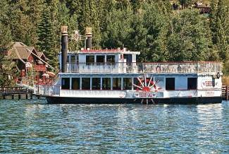 Experience a Tahoe Gal cruise with music, light appertizers for the perfect start to summer.