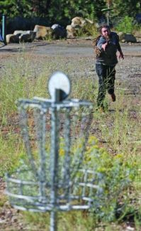 Tahoe Mountain Sport's annual disc golf tournament returns to the North Shore next weekend.