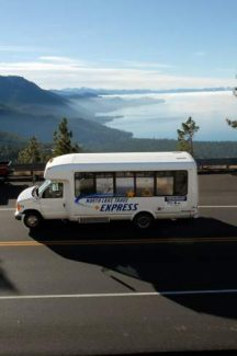The North Lake Tahoe Express, which takes passengers to and from the Reno/Tahoe International Airport, had to reduce its 24 daily offered runs to 12 until June 30, due to funding issues.