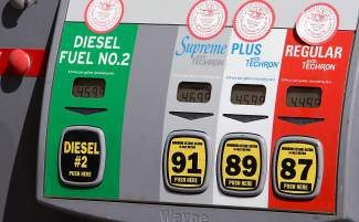 Gas prices have soared in April throughout the nation, as well as the Truckee/Tahoe region. The price for a gallon of unleaded fuel at the Donner Gate Chevron in Truckee was $4.49 as of midday Tuesday.