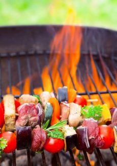 Keep cool this summer with  National Fire Protection Association grilling safety tips.