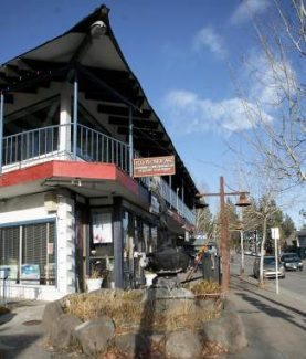Tahoe City's Henrikson Building is in the process of being sold to a buyer who intends to build a high-quality lodging establishment.