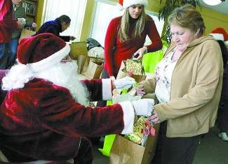 Put a smile on an elder's face by contributing to the annual Holiday Wish Box, an event celebrating the season and our seniors.