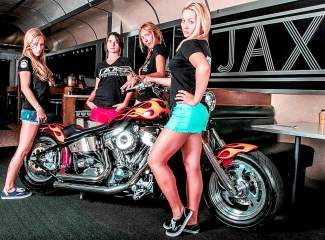 Get one hot deal at JAX at the Tracks in Truckee.