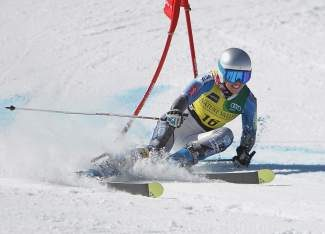 Lila Lapanja of Incline Village is one of 16 young ski racers who will compete in the 2014 FIS Alpine Junior World Ski Championships.