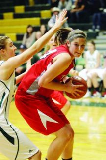 Aleigh Krug, a former basketball standout at Truckee High, recently transferrerd from Portland State University to the Academy of Art University