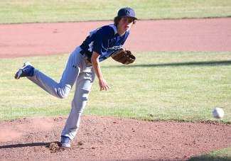 North Tahoe senior Shane Christian threw a solid game in the Lakers' playoff opener against Incline. But the Highlanders rallied for four runs in the seventh inning to upset the Lakers, who went on to lose to Yerington.