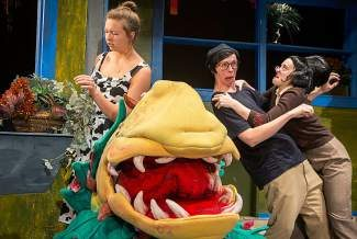 """Eat up the Truckee High School Drama Club's presentation of """"Little Shop of Horrors."""""""