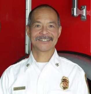 After 19 years as Meeks Bay's fire chief, John Pang retires Friday, April 4.