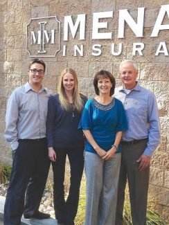 Scott and Ashley Menath, along with Lisa and Mike Menath, work with second and third generations of families. The business hopes to continue for another 32 years.