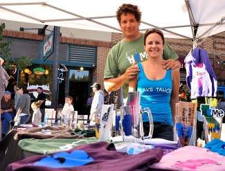 Randy and Tracy will be at Truckee Thursdays until Aug. 29.