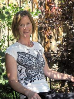 """Karen """"Kat"""" Terrey says nature is one of her greatest inspirations for her writing."""
