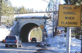 The town of Truckee is closing in on beginning construction on a second tunnel, east of the Mousehole on Highway 89, to ensure the safety of cyclists and pedestrians.