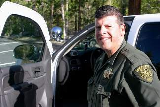 Jeff Clark began his career as an Incline resident deputy in 1997.