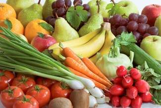 Providing a diet with plenty of fruits and veggies promotes optimal brain development and function.