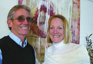 Jon L Weedn and Kimball Pier offer a variety of services through the Sierra Agape Center in Truckee.