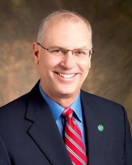 Washoe County Manager John Slaughter.