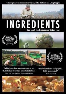 "The ""Ingredients"" movie poster."