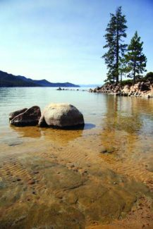 Climate change and the current drought are having major impacts on Lake Tahoe's health and clarity, according to the annual State of the Lake Report released last Thursday. The report was funded by UC Davis and private donors.
