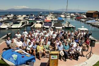 Join the staff and board members of the Tahoe City Public Utility District in celebration of 75 years.