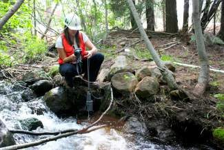 Truckee Tahoe Watershed Council received a $20,000 TMR grant in support of local stream restoration.