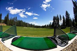 The driving range at the Championship Golf Course is now open from 10 a.m. to 5 p.m., 7 days a week.