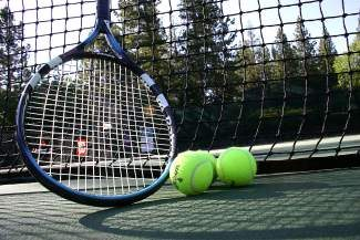 It's important to have your racquet re-strung periodically to maximize ball striking.