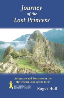 """Journey of the Lost Princess"" weaves historical fact and exhilerating fiction."