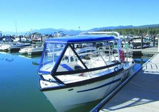 This 30-foot custom craft was designed specifically for the North Lake Tahoe Water Shuttle.