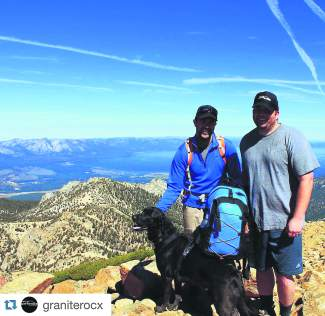 #tbt Hike to Freel Peak with the GR Cascade pack. Excited to get out and do this one again this summer! Submitted using #TahoeSnaps on Instagram.