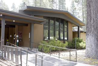 Built in 1962, the Emigrant Trail Museum has been replaced by the newly opened Donner Memorial State Park Visitor Center.