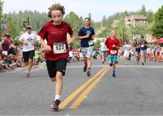 The 2015 Firecracker Mile attracted 578 participants.