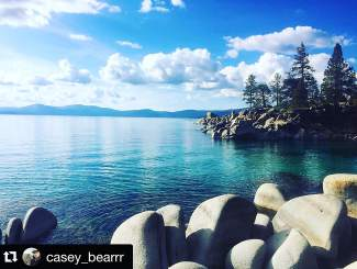 No bad days. Submitted using #TahoeSnaps on Instagram.
