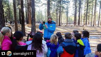 In honor of Earth Day I'm proud to say that the @keeptahoeblue Blue Schools program has educated more than 4,000 area students about how to protect Lake Tahoe since I joind the staff in 2014! Submitted using #TahoeSnaps on Instagram.