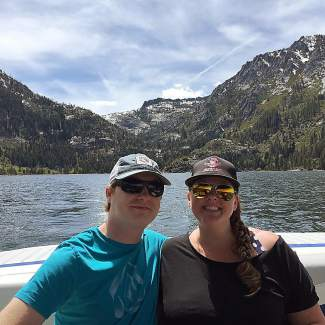Fun first day on the lake today! Submitted using #TahoeSnaps on Instagram.