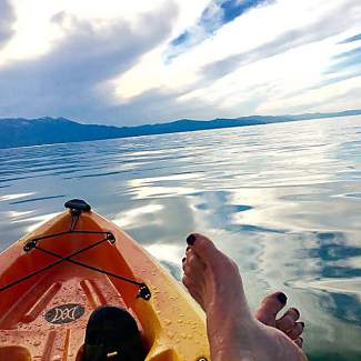 After work happy hour! Submitted using #TahoeSnaps on Instagram.