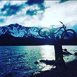 No place I'd rather be. Submitted using #TahoeSnaps on Instagram.