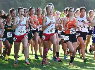 Truckee Cross Country Girls Competitive At Stanford Invitational