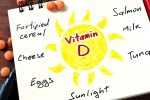 Vitamin D helps the body absorb important nutrients we get from food, including calcium, magnesium, phosphate, iron and zinc.