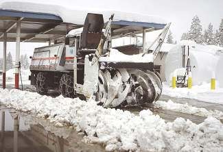 Caltrans: 237 employees ready for Tahoe-Truckee area snow