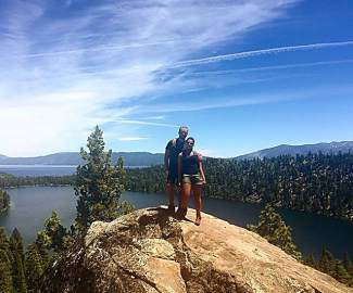 Submitted using #TahoeSnaps on Instagram.
